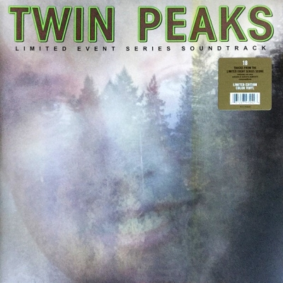 Twin Peaks (Limited Event Series Soundtrack) (2xLP, Neon Green)