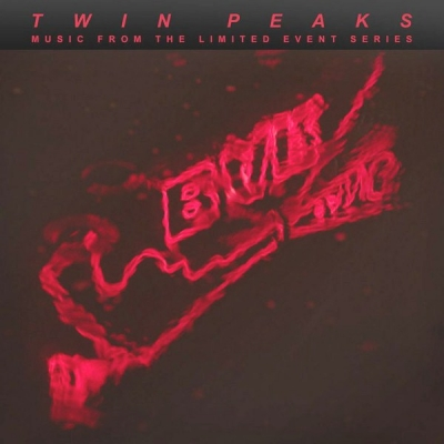 Twin Peaks (Music From The Limited Event Series) (2xLP, Red and Black Splatter)