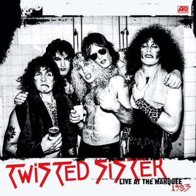 Twisted Sister ‎– Live At The Marquee 1983 (2xLP, Red Vinyl)