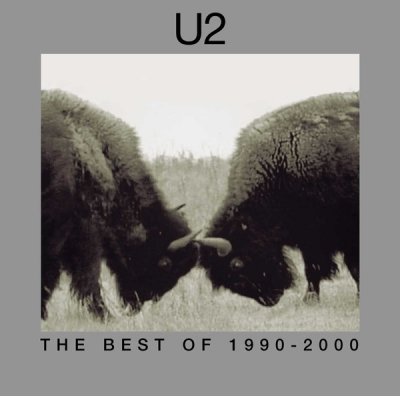 U2 ‎– The Best Of 1990 - 2000