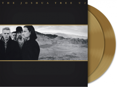 U2 ‎– The Joshua Tree (2xLP, Цветная Пластинка)