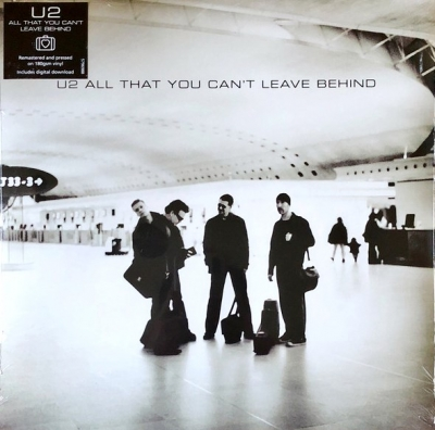 U2 ‎– All That You Can't Leave Behind
