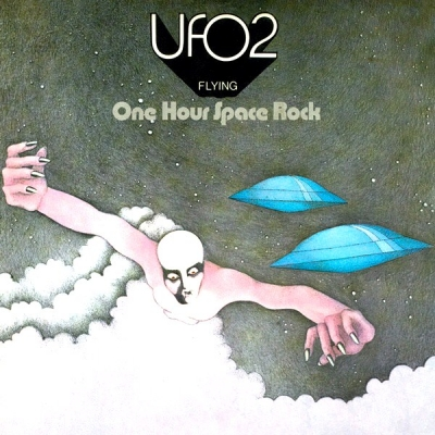 UFO – UFO 2 - Flying - One Hour Space Rock