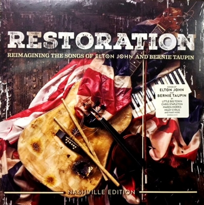 Various ‎– Restoration: Reimagining The Songs Of Elton John And Bernie Taupin (2xLP)