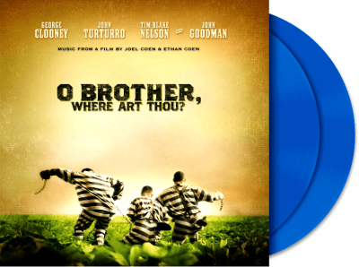 Саундтрек ‎– O Brother, Where Art Thou? (2xLP, Цветная Пластинка)