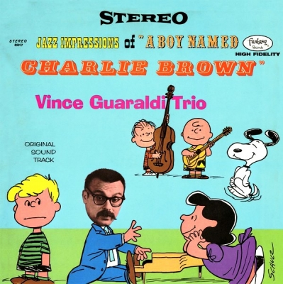 Vince Guaraldi Trio ‎– Jazz Impressions Of