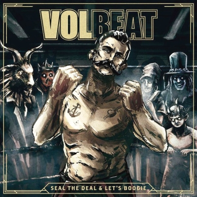 Volbeat ‎– Seal The Deal & Let's Boogie (2xLP)