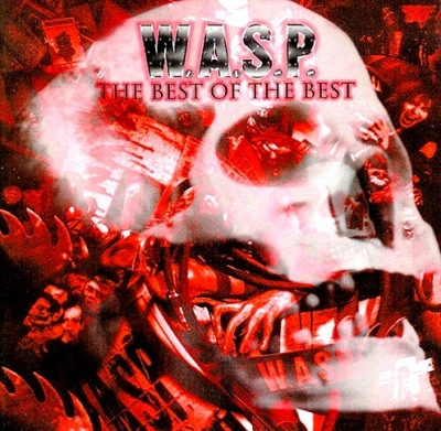 W.A.S.P. ‎– The Best Of The Best 1984-2000 (2xLP)