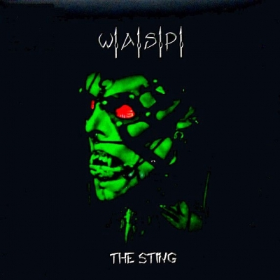 W.A.S.P. ‎– The Sting (2xLP)