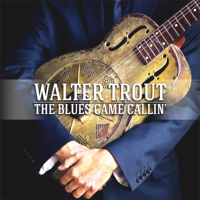 Walter Trout ‎– The Blues Came Callin (2xLP)