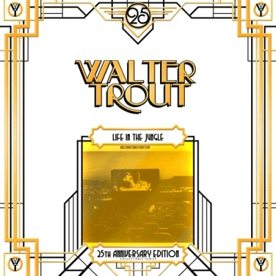 Walter Trout Band ‎– Life In The Jungle (2xLP)