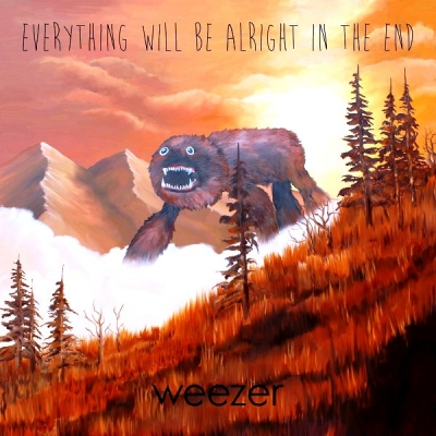 Weezer ‎– Everything Will Be Alright In The End