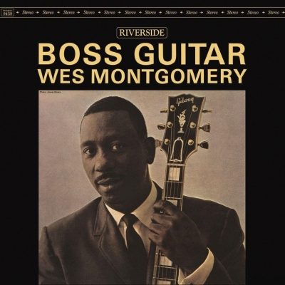 Wes Montgomery ‎– Boss Guitar