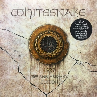 Whitesnake ‎– 1987 (30th Anniversary Edition) (2xLP)