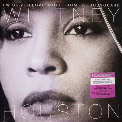 Whitney Houston ‎– I Wish You Love: More From The Bodyguard (2xLP)