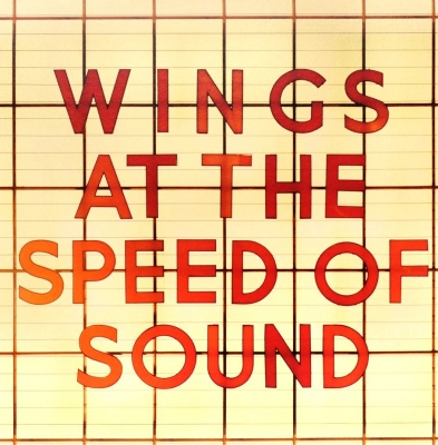 Wings – Wings At The Speed Of Sound (Цветной Винил, Orange)