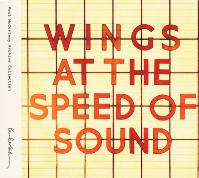 Wings ‎– Wings At The Speed Of Sound (2xCD)