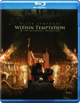 Within Temptation & The Metropole Orchestra ‎– Black Symphony