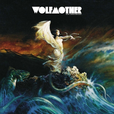 Wolfmother ‎– Wolfmother (2xLP)