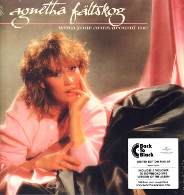 Agnetha Faltskog ‎– Wrap Your Arms Around Me (Цветной Винил, Pink)