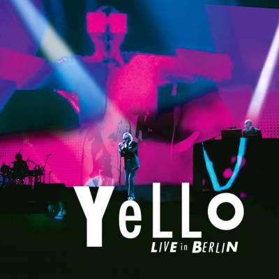 Yello ‎– Live In Berlin (2xCD)