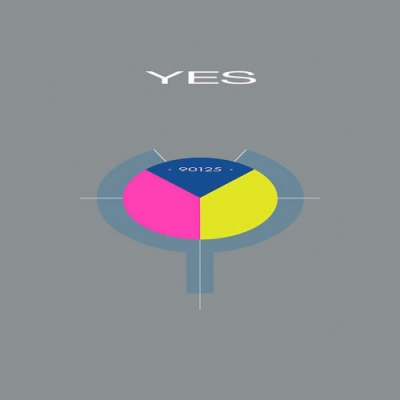 Yes ‎– 90125 (Tri-Color, Limited Edition)