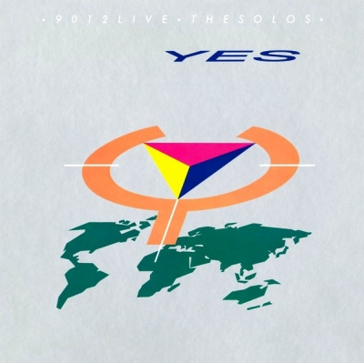 Yes ‎– 9012Live - The Solos