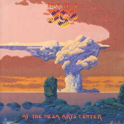 Yes ‎– Like It Is: At The Mesa Arts Center (2xLP)
