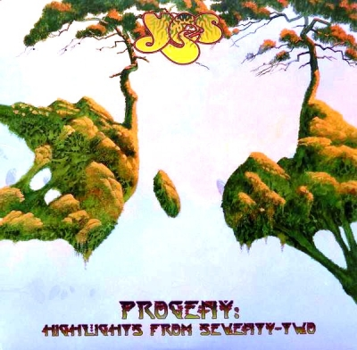 Yes ‎– Progeny: Highlights From Seventy-Two (3xLP)