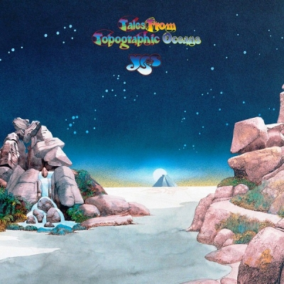Yes ‎– Tales From Topographic Oceans (2xLP)