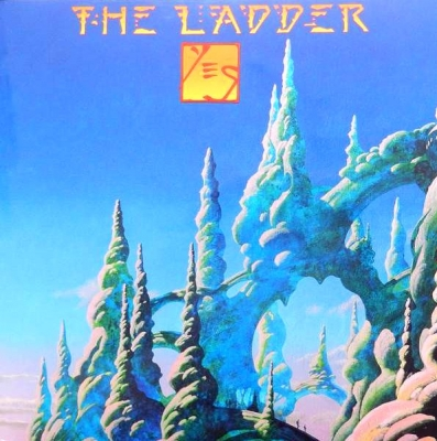 Yes ‎– The Ladder (2xLP)