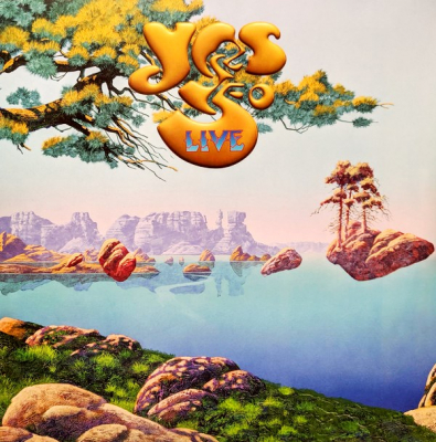 Yes ‎– Yes 50 Live (4xLP)