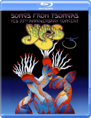 Yes ‎– Songs From Tsongas - Yes 35th Anniversary Concert