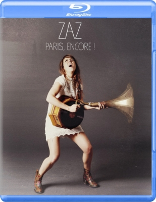 Zaz ‎– Paris, Encore!