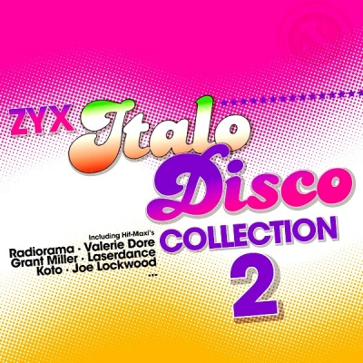 Various ‎– ZYX Italo Disco Collection 2 (2xLP)