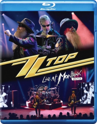 ZZ Top ‎– Live At Montreux 2013
