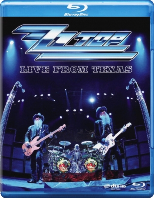 ZZ Top ‎– Live From Texas